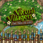 VIRTUAL VILLAGERS 4