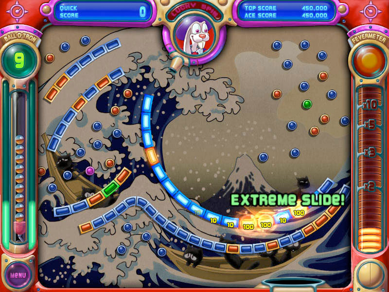 how to play peggle
