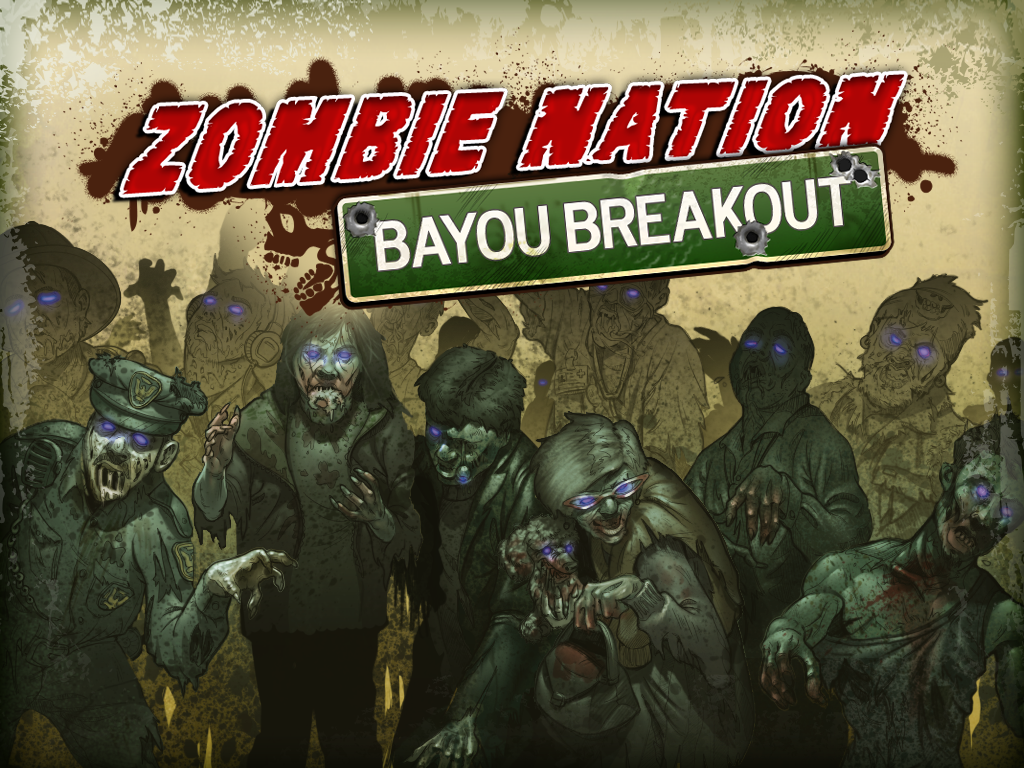 Zombie Nation - Bayou Breakout