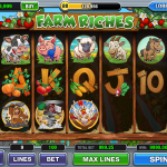 Funzio Jackpot Slots Cluck Bucks Board